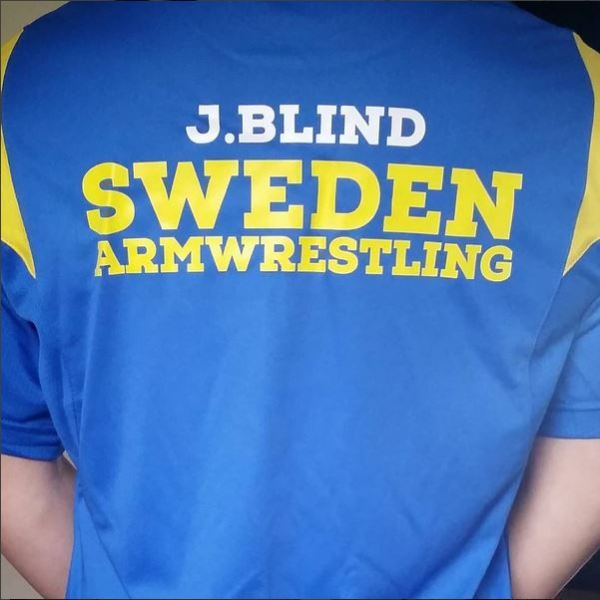 Landslagst-shirt