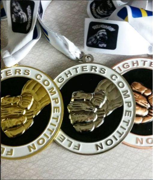 Medaljer Flen